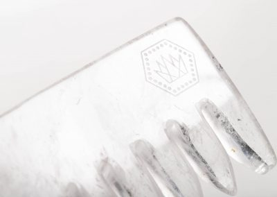 Clear Quartz CrownWorks Logo
